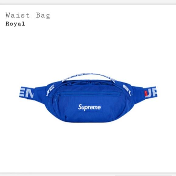 787c0b941d Supreme Bags | Hip Bag Ss18 With Tag And Bag Used 2 Times | Poshmark